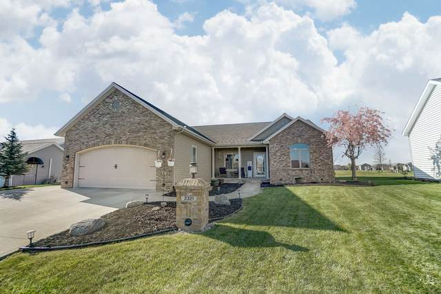 2321 Tigers Trail, Decatur, IN 46733 (MLS #202015086) :: Anthony REALTORS