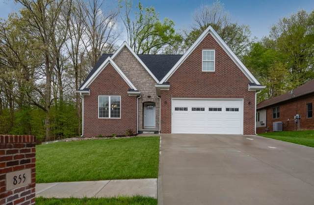 855 N Abigail Lane, Ellettsville, IN 47429 (MLS #202015147) :: Hoosier Heartland Team | RE/MAX Crossroads