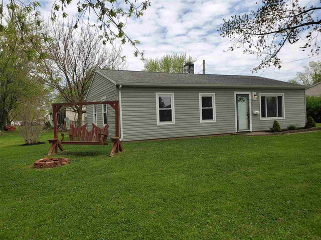 1001 E Grant Street, Marion, IN 46952 (MLS #202015382) :: The Romanski Group - Keller Williams Realty