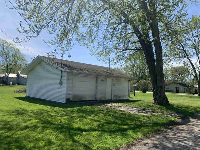 724 W Barber Street, Hartford City, IN 47348 (MLS #202015487) :: The ORR Home Selling Team
