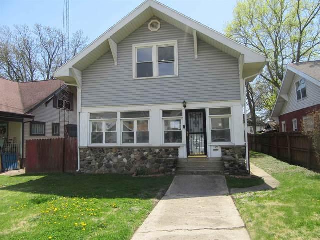 719 W Nelson Street, Marion, IN 46952 (MLS #202015661) :: The Romanski Group - Keller Williams Realty