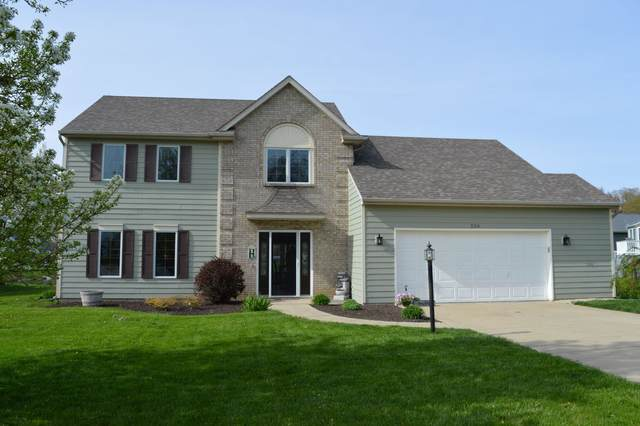 204 Yukon Pass, Auburn, IN 46706 (MLS #202015738) :: Anthony REALTORS