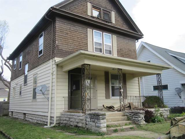 810 W 6TH Street, Marion, IN 46952 (MLS #202015819) :: The Carole King Team