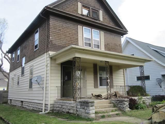 810 W 6TH Street, Marion, IN 46952 (MLS #202015819) :: The Romanski Group - Keller Williams Realty