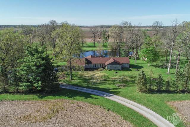 11595 W County Road 1000 N, Gaston, IN 47342 (MLS #202015832) :: The ORR Home Selling Team