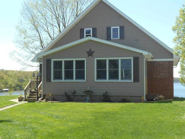 9788 N 1175 W, Monticello, IN 47960 (MLS #202016051) :: The Carole King Team