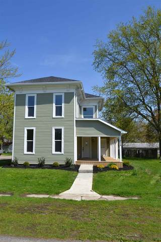 334 Perrin Street, Mulberry, IN 46058 (MLS #202016088) :: The Romanski Group - Keller Williams Realty