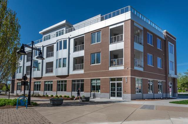 304 W Kirkwood Avenue Unit 304, Bloomington, IN 47404 (MLS #202016300) :: Hoosier Heartland Team | RE/MAX Crossroads