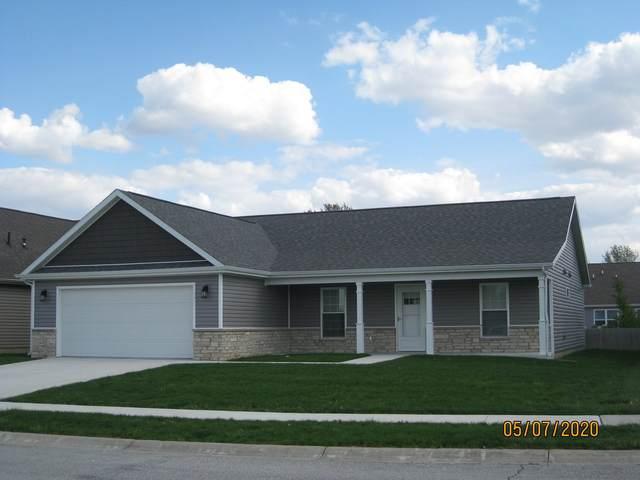 2417 Mohr Drive, Kokomo, IN 46902 (MLS #202016457) :: The Romanski Group - Keller Williams Realty