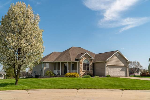1510 Berkshire Court, Shipshewana, IN 46565 (MLS #202016480) :: Anthony REALTORS