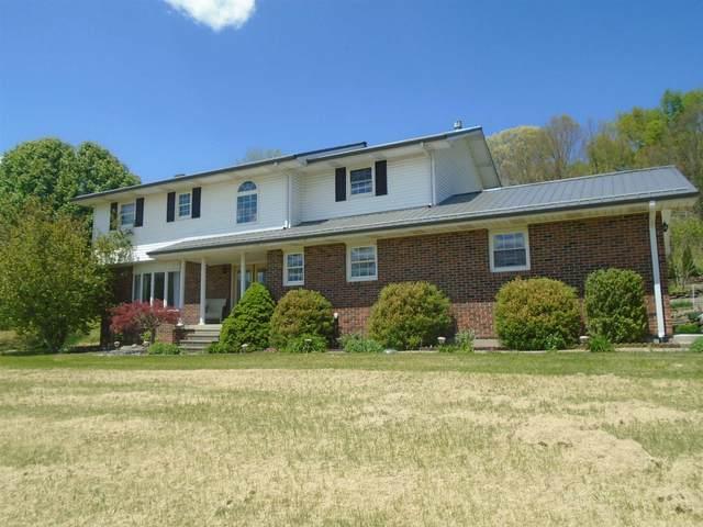 14058 Rama Dye Road, Shoals, IN 47581 (MLS #202016516) :: The ORR Home Selling Team