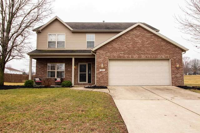 1913 Canyon Creek Drive, Lafayette, IN 47909 (MLS #202016595) :: Anthony REALTORS