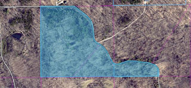 37 +/- acres Burns, Shoals, IN 47581 (MLS #202016624) :: The ORR Home Selling Team