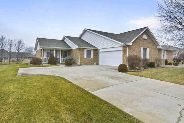 779 Willowridge Drive, Kokomo, IN 46901 (MLS #202016795) :: Hoosier Heartland Team | RE/MAX Crossroads