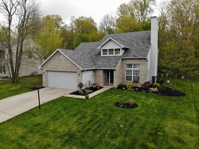 106 Elliot Woods Place, Fort Wayne, IN 46804 (MLS #202016822) :: The ORR Home Selling Team