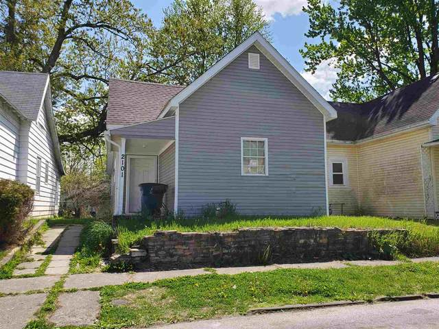 2101 S Gallatin Street, Marion, IN 46953 (MLS #202016889) :: The Romanski Group - Keller Williams Realty
