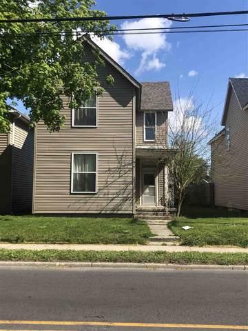 1436 Taylor Street, Fort Wayne, IN 46802 (MLS #202016904) :: Anthony REALTORS