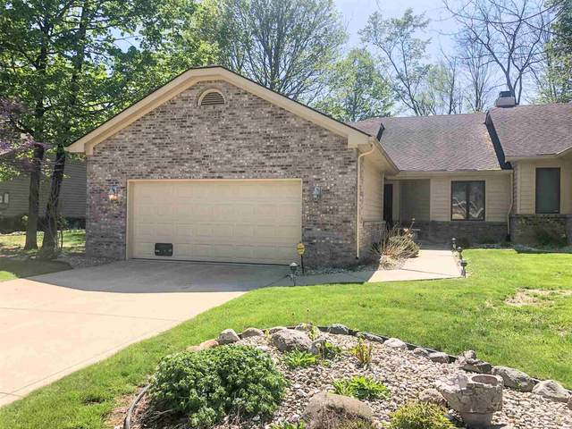 3411 Woodhaven Trail, Kokomo, IN 46902 (MLS #202016926) :: Parker Team