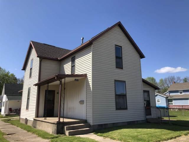 231 Grove Street, Logansport, IN 46947 (MLS #202016963) :: The Romanski Group - Keller Williams Realty