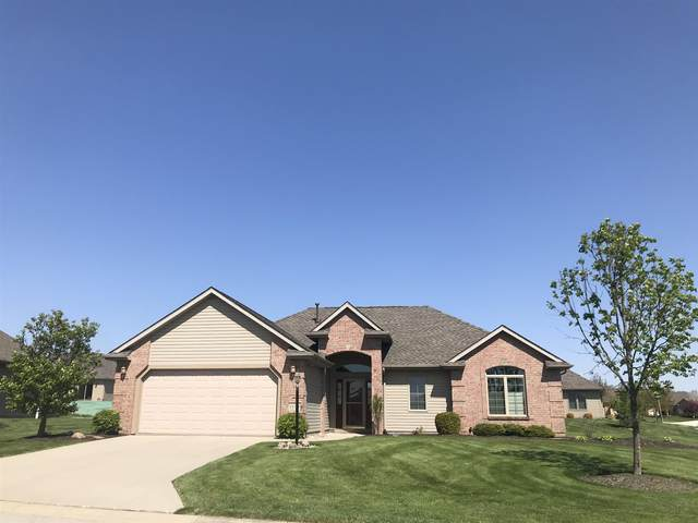 1350 Hollendale Drive, Bluffton, IN 46714 (MLS #202017040) :: The ORR Home Selling Team