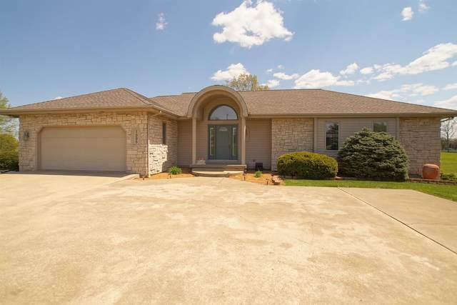 1395 S Zimmer Road, Warsaw, IN 46580 (MLS #202017176) :: TEAM Tamara