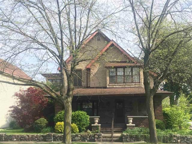 804 W 4th Street, Marion, IN 46952 (MLS #202017201) :: The Romanski Group - Keller Williams Realty