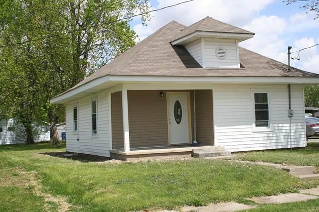 1550 E Ohio Street, Frankfort, IN 46041 (MLS #202017256) :: The Romanski Group - Keller Williams Realty
