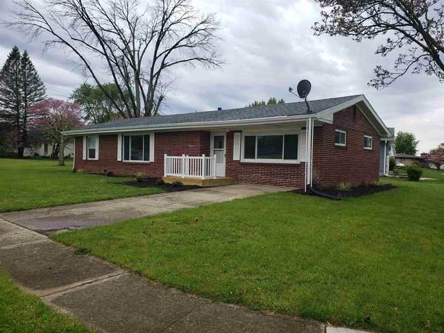 605 Magnolia Drive, Kokomo, IN 46901 (MLS #202017314) :: Anthony REALTORS