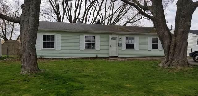 607 N Farlook Drive, Marion, IN 46952 (MLS #202017416) :: The Romanski Group - Keller Williams Realty