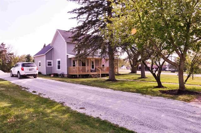 3184 W Broadway Street, Zanesville, IN 46799 (MLS #202017652) :: The ORR Home Selling Team