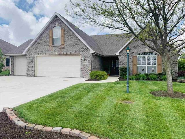 2201 Foxfire Lane, Kokomo, IN 46902 (MLS #202017809) :: Anthony REALTORS