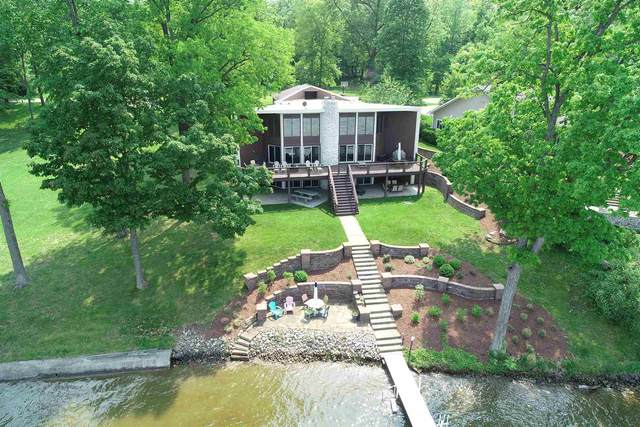 295 Lane 530 Lake James, Fremont, IN 46737 (MLS #202017992) :: TEAM Tamara