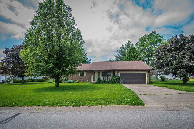 137 Daleview Drive, Vincennes, IN 47591 (MLS #202018005) :: Anthony REALTORS