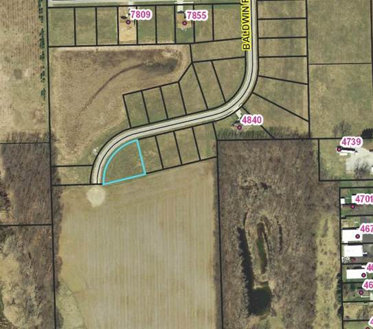 TBD N Baldwin Lot 31 Road, North Webster, IN 46555 (MLS #202018029) :: Anthony REALTORS