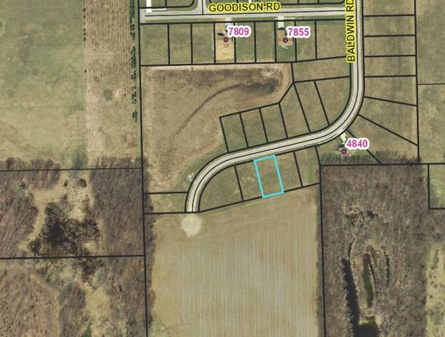 TBD N Baldwin Lot 29 Road, North Webster, IN 46555 (MLS #202018031) :: Anthony REALTORS