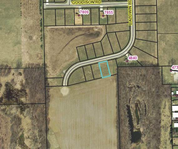 TBD N Baldwin Lot 28 Road, North Webster, IN 46555 (MLS #202018034) :: TEAM Tamara