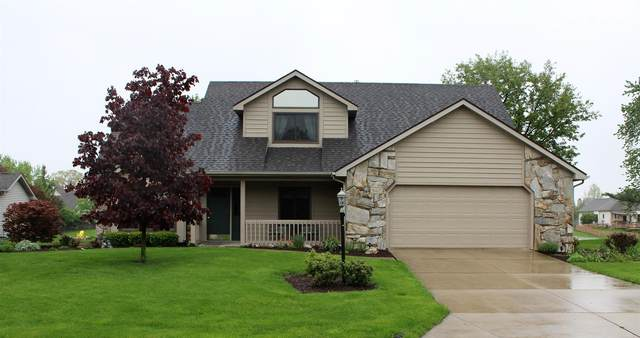 9415 Sail Wind Drive, Fort Wayne, IN 46804 (MLS #202018081) :: Anthony REALTORS