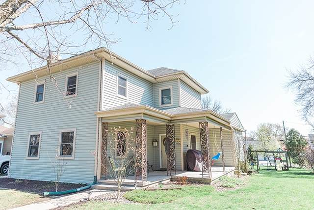312 E South, Bluffton, IN 46714 (MLS #202018133) :: The ORR Home Selling Team