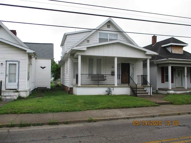 315 W Louisiana Street, Evansville, IN 47710 (MLS #202018158) :: Anthony REALTORS