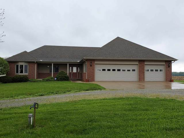 3240 County Road 4, Ashley, IN 46705 (MLS #202018166) :: Parker Team