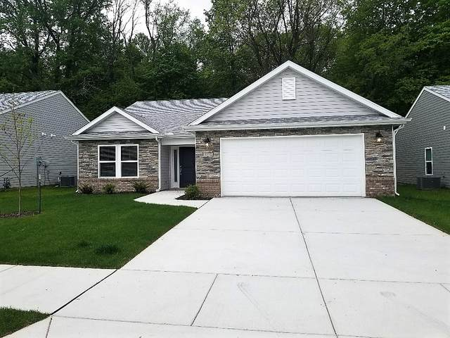 3379 Mcneel (Lot #236) Court, West Lafayette, IN 47906 (MLS #202018224) :: The ORR Home Selling Team