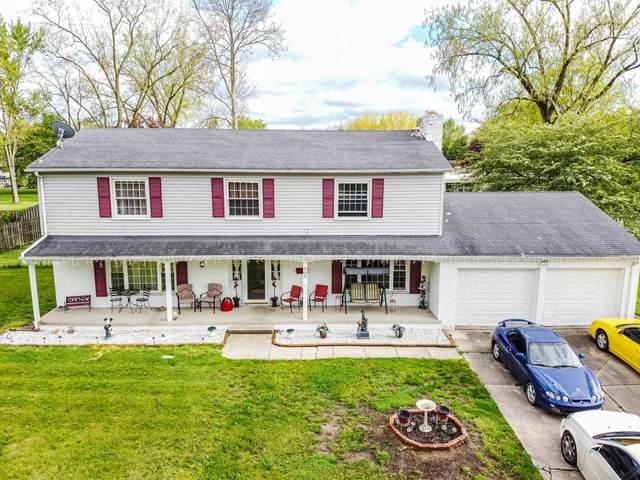 705 W Buckingham Drive, Marion, IN 46952 (MLS #202018239) :: The Romanski Group - Keller Williams Realty