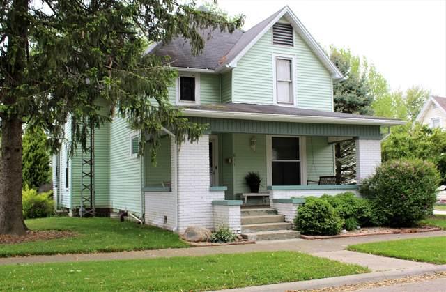 611 S Center Street, Flora, IN 46929 (MLS #202018326) :: The Romanski Group - Keller Williams Realty