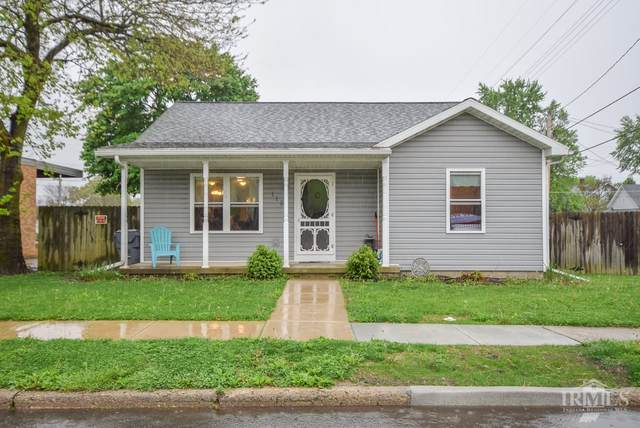 115 E Harris Street, Eaton, IN 47338 (MLS #202018348) :: The ORR Home Selling Team