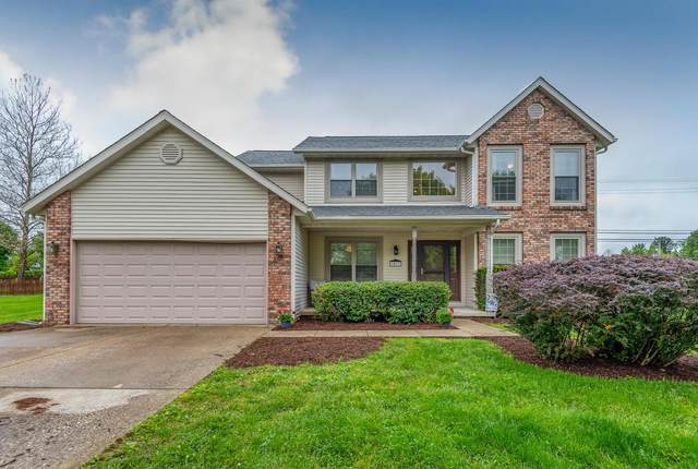 1017 S Carleton Court, Bloomington, IN 47401 (MLS #202018549) :: Anthony REALTORS