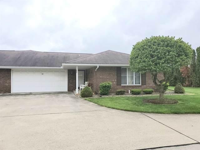 840 E Sullivan Lane, Marion, IN 46953 (MLS #202018562) :: The Romanski Group - Keller Williams Realty