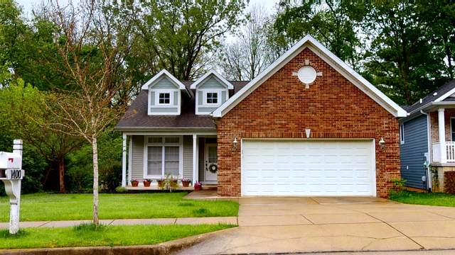 1400 Mcshay Drive, West Lafayette, IN 47906 (MLS #202018577) :: The Romanski Group - Keller Williams Realty