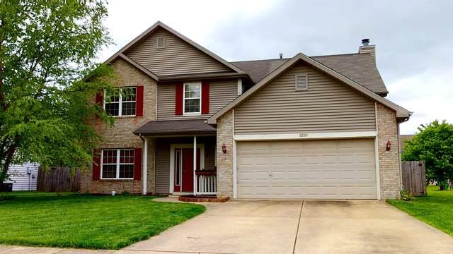 2220 Longspur Drive, West Lafayette, IN 47906 (MLS #202018695) :: The Romanski Group - Keller Williams Realty