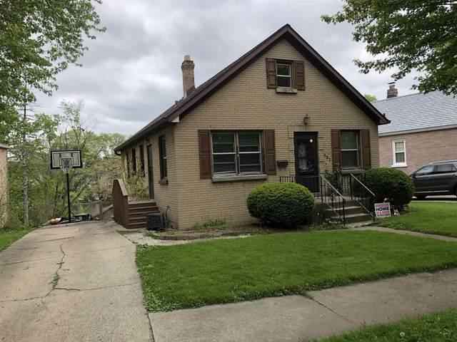 131 W 2nd Street, Hobart, IN 46342 (MLS #202018700) :: The ORR Home Selling Team