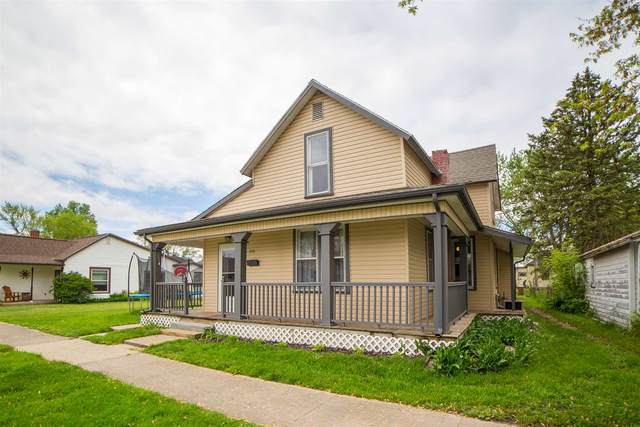 218 Dewey Street, Monticello, IN 47960 (MLS #202018708) :: The Carole King Team